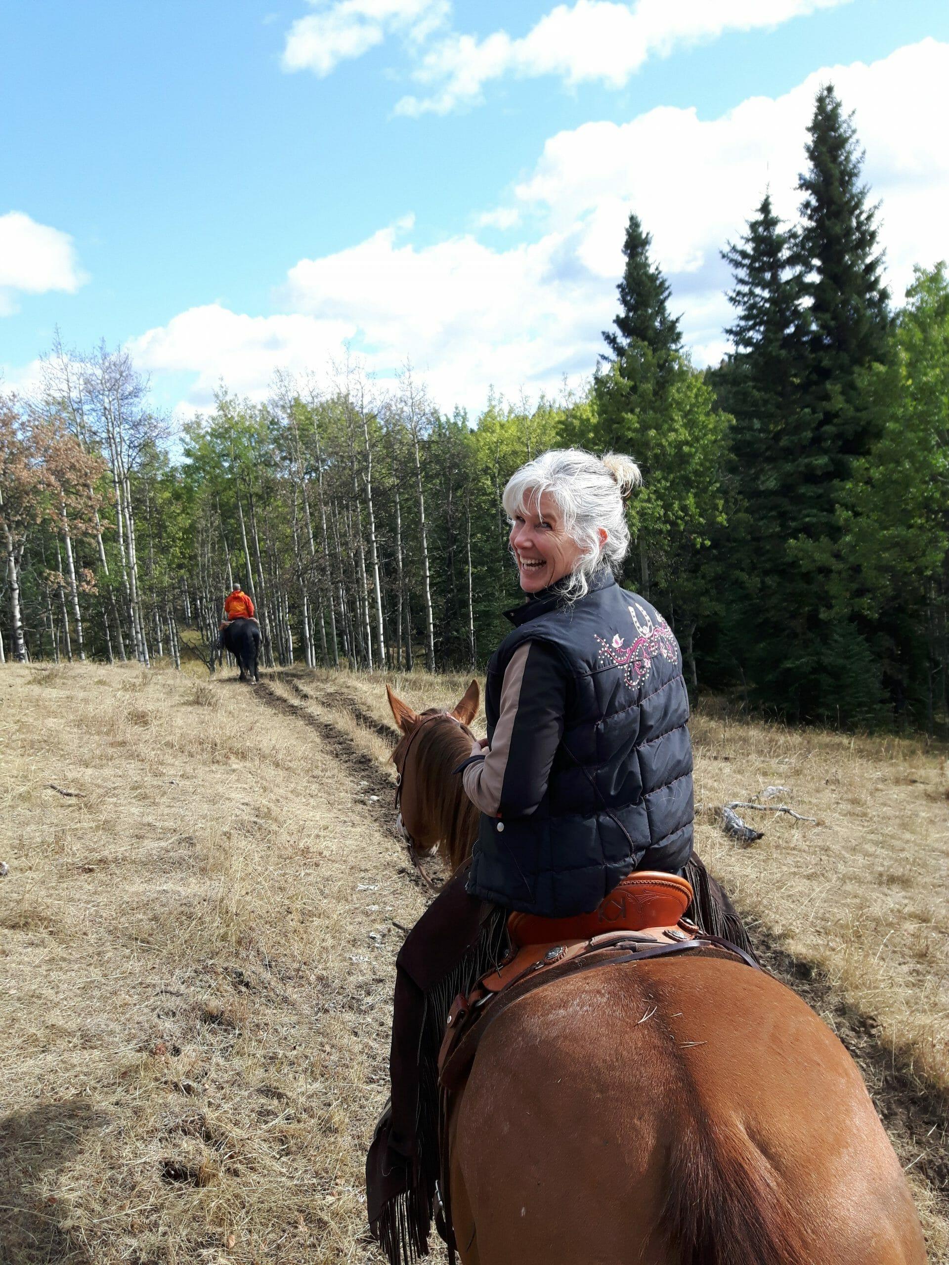 empowering women through horsemanship